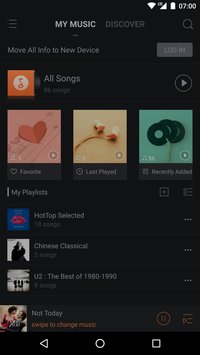 Music Player just LISTENit Local Without Wifi7