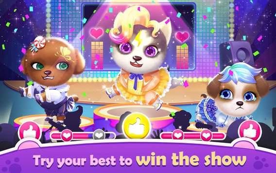 My Puppy Friend Cute Pet Dog Care Games5