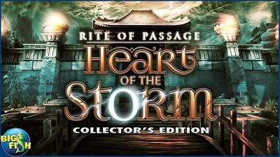 Rite of Passage Heart of the Storm