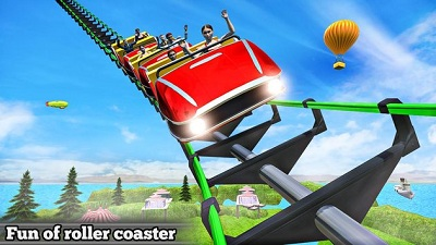 Roller Coaster 2018 Party