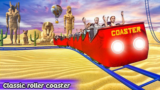 Roller Coaster 2018 Party4