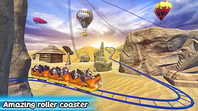 Roller Coaster 2018 Party7
