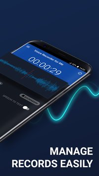 Voice Recorder for Me2