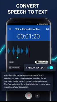 Voice Recorder for Me3