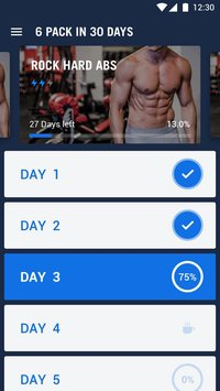6 Pack Abs in 30 Days Abs Workout2