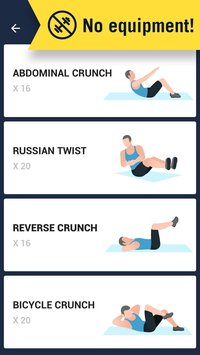 6 Pack Abs in 30 Days Abs Workout4