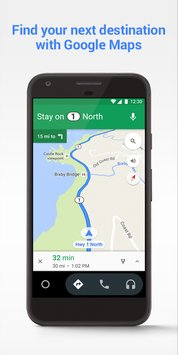 Android Auto - Maps, Media, Messaging & Voice 1