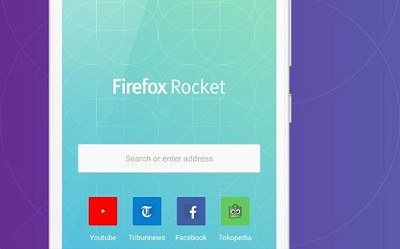 Firefox Rocket Fast and Lightweight Web Browser