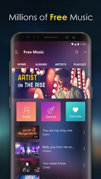 Free Music Music Player MP3 Player1