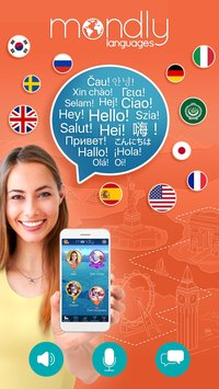 Learn 33 Languages Free Mondly 1