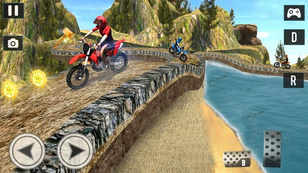Offroad Moto Bike Impossible Stunt Racing1