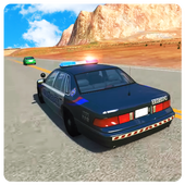 Police Car Real Offroad Driving Game Simulator 3D