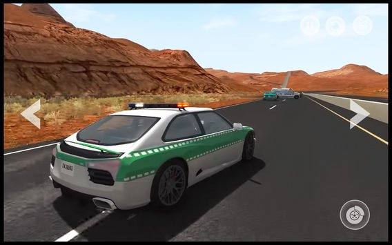 Police Car Real Offroad Driving Game Simulator 3D4