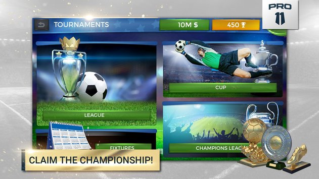 Pro 11 Soccer Manager Game6
