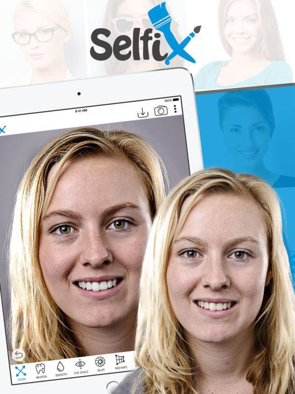 Selfix Photo Editor And Selfie Retouch8