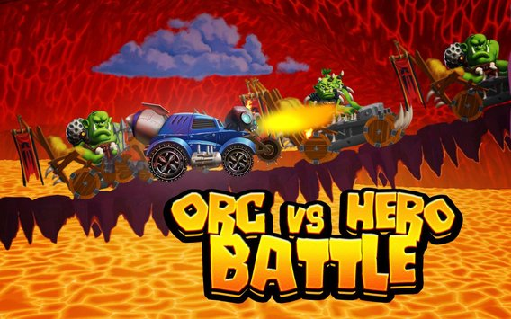 Smash and Drive Orc Destruction Racing Game4