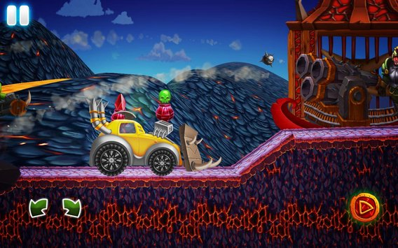 Smash and Drive Orc Destruction Racing Game8