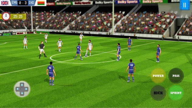 Soccer Leagues Pro 2018 Stars Football World Cup1