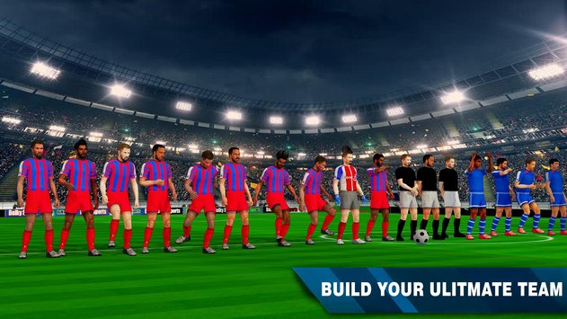 Soccer Leagues Pro 2018 Stars Football World Cup3
