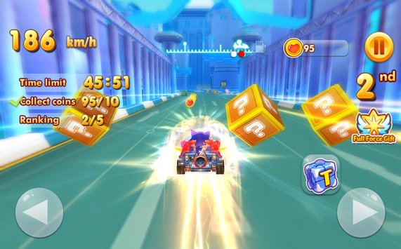 Sonic Chibi Race 3D Free Kart Car Racing Game3