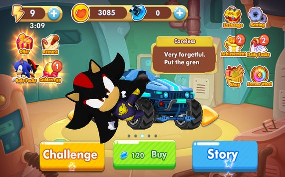 Sonic Chibi Race 3D Free Kart Car Racing Game8