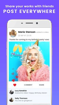 Story Video Editor with music, stickers – Kruso8