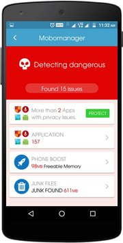 App Lock Clean Master Call Recording MoboManager7