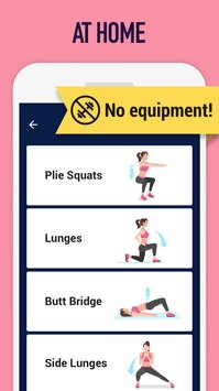 Buttocks Workout Hips Legs Butt workout2