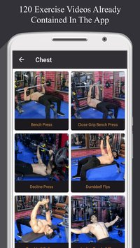 Gym Workouts Fitness4