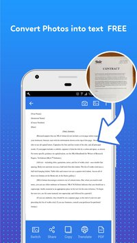 Image To Text Converter Camera Scanner To PDF1
