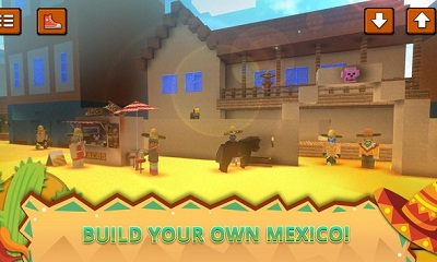 Mexico Craft Bison Burrito World Crafting Games