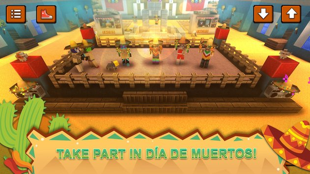 Mexico Craft Bison Burrito World Crafting Games2