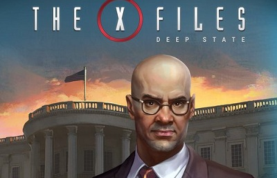 The X Files Deep State