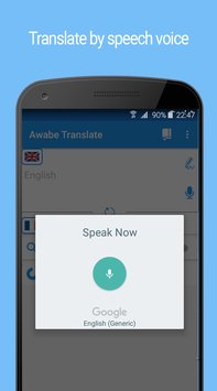 Translate All Languages by Google Yandex Glosbe4