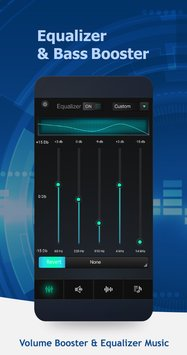 Volume Booster Bass Booster Equalizer Music2