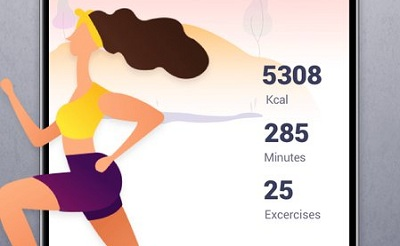ABS Workout Female Fitness
