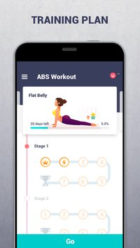 ABS Workout Female Fitness4