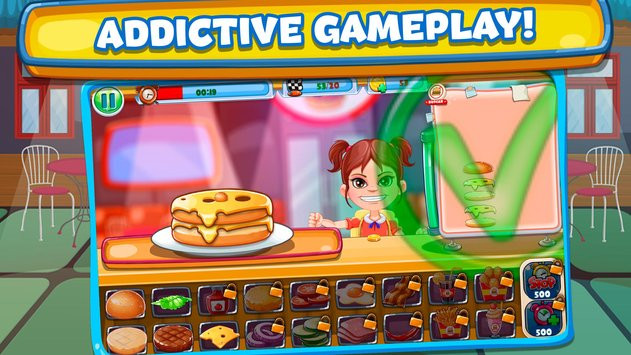 Cheeseburger Cooking Tycoon Fast Food Restaurant3