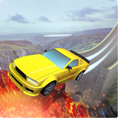 Extreme Car Driving Free Impossible Stunts