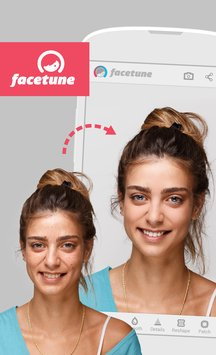Facetune Selfie Photo Editor for Perfect Selfies1