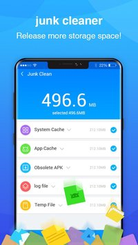 Fast Cache Cleaner Phone Cleaner Speed Booster2