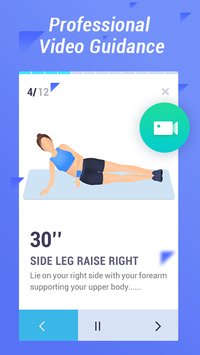 Flash Workout Abs Butt Fitness Gym Exercises6
