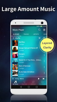 Free Music Player Audio Player1