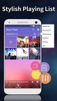 Free Music Player Audio Player2