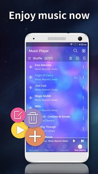 Free Music Player Audio Player4