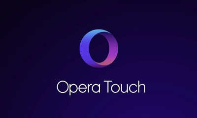 Opera Touch the fast new browser with Flow