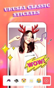Photo Editor Lab Collage Maker Makeup Stickers2