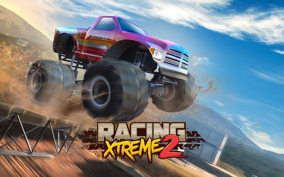 Racing Xtreme 2 Top Monster Truck Offroad Fun1