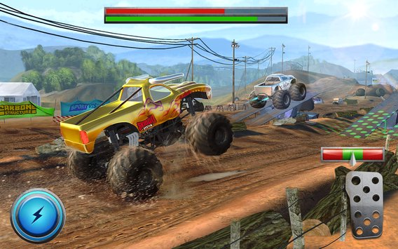 Racing Xtreme 2 Top Monster Truck Offroad Fun3