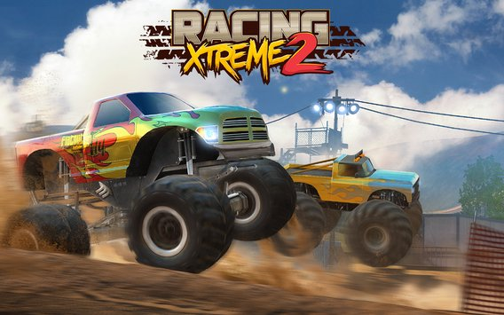 Racing Xtreme 2 Top Monster Truck Offroad Fun6